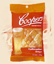 Coopers Carbonation Drops